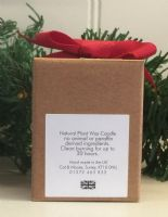 Scented Candle  20cl in a Gift Box - Relaxing